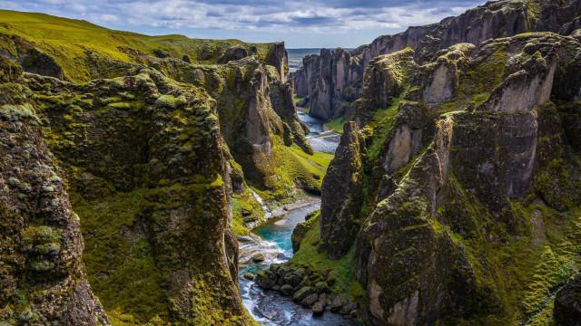 Os maiores desfiladeiros da Terra. São impressionantes