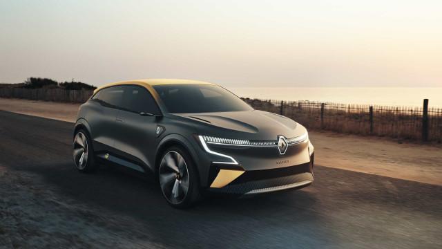 Já conhece o novo show-car da Renault? Fique com o Mégane eVision