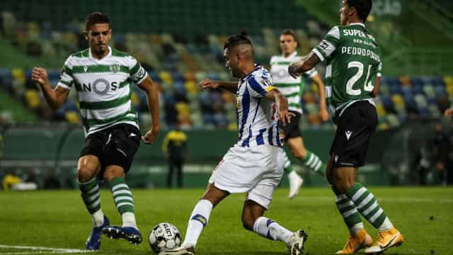 """FC Porto """"adormeceu"""" e Amorim arriscou: Clássico visto por Saleiro e Mata"""