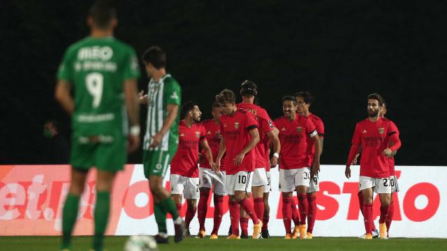 Uma dupla que promete: As notas do Rio Ave-Benfica
