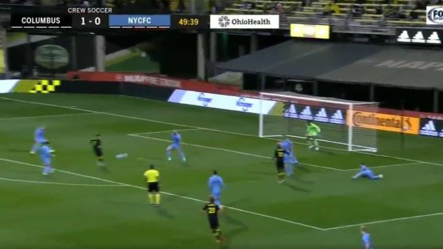 Pedro Santos de pé quente. Português volta a marcar na MLS
