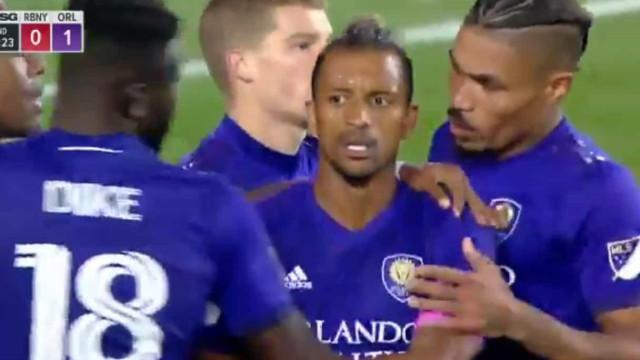 Nani marca de penálti e Orlando City seguem para o playoff da MLS