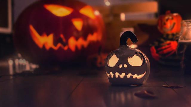 Cinco ideias de decoração arrepiantes para este Halloween
