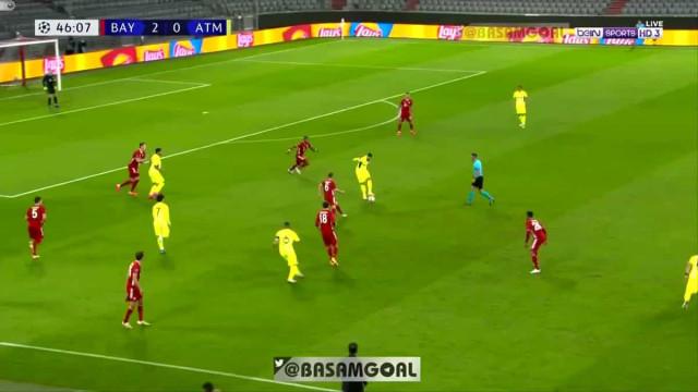 Fora de jogo de Suárez 'rouba' golo a Félix frente ao Bayern