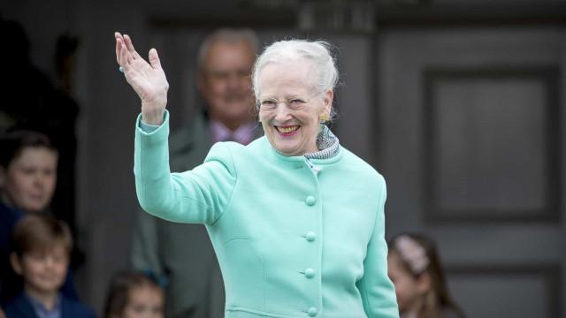 Rainha Margarida da Dinamarca toma decisão alusiva ao Ano Novo
