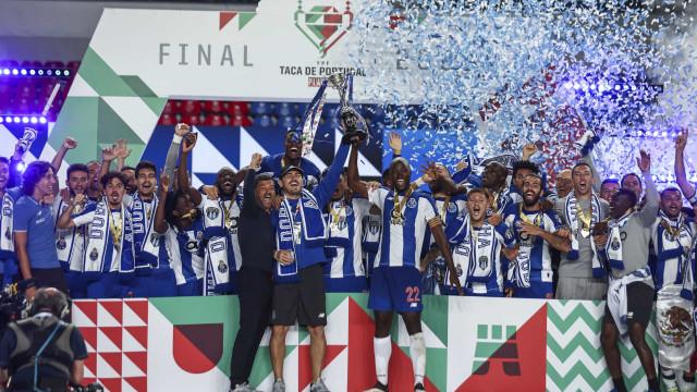 Taça de Portugal: 'Grandes' já conhecem adversários