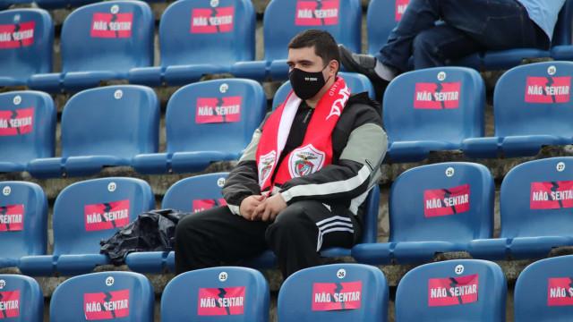 Jogos da última jornada da I Liga vão poder ter público nas bancadas
