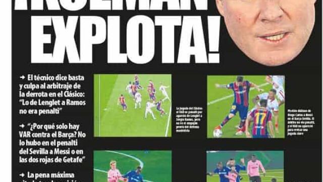 """Lá fora: Diogo Jota é """"jóia"""" e fala-se de """"roubo"""" em Espanha"""