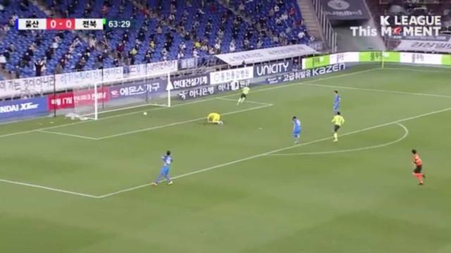 Golo anedótico valeu mais três pontos a José Morais
