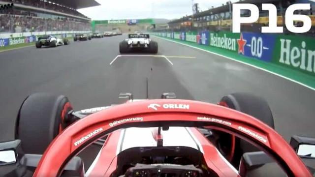 De 16.º ao 6.º lugar. Terá sido em Portugal a melhor volta da Formula 1?