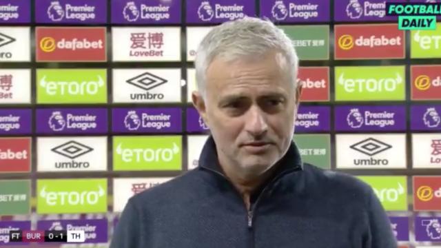 Mourinho desvenda o segredo que explica o sucesso da dupla Kane-Son