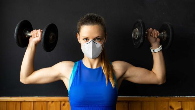 Voltar ao ginásio durante a pandemia. O que esperar