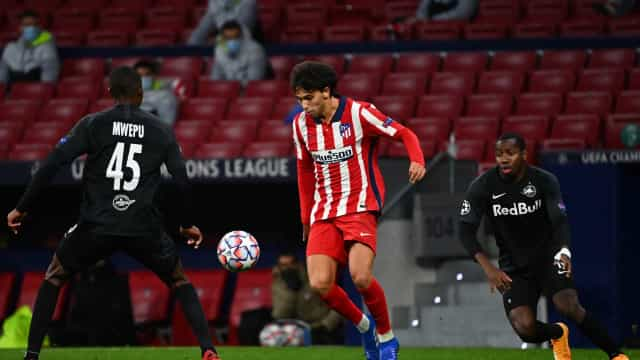 O gesto técnico de João Félix que está a encantar o mundo do futebol