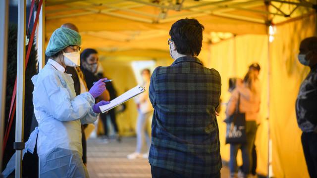 AO MINUTO: Mais de quatro mil novos infetados, 2.474 só na região Norte