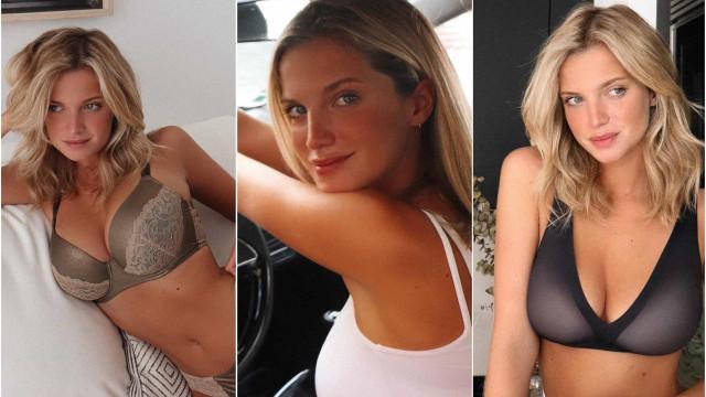 Júlia Palha: 22 anos, 22 fotos de uma das maiores promessas da TV
