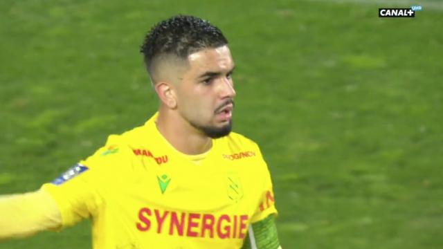 Sarabia selou triunfo do PSG após erro incrível do capitão do Nantes
