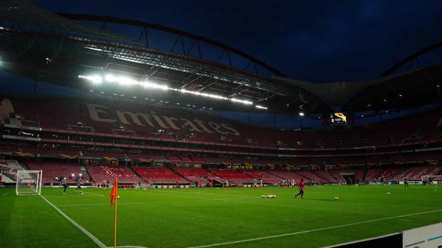 Na véspera do Clássico três casos positivos de Covid-19 no Benfica