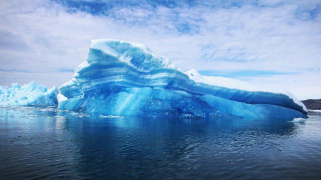 Como o vidro pode ser usado para salvar o gelo ártico