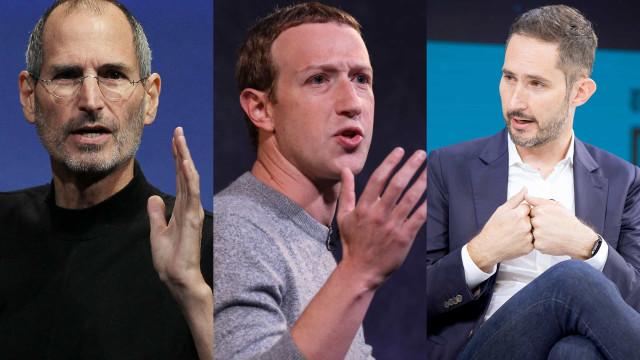 Estas empresas (multimilionárias) começaram por ser um projeto pessoal