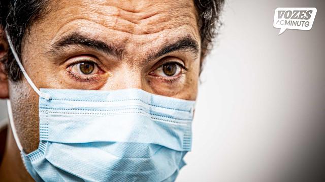 """""""Não é surpreendente que venhamos a ter casos repetidos de infeção"""""""