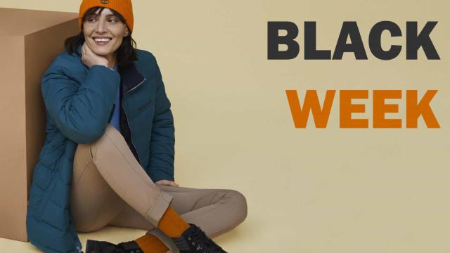 A Black Week da Timberland começa agora. Aproveite!