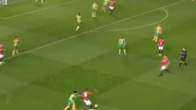 O passe de Bruno Fernandes que está a 'enlouquecer' o Manchester United
