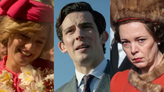 'The Crown': O que é ficção e o que é realidade