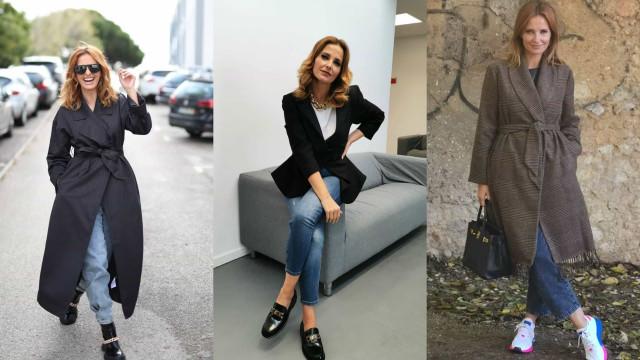 10 visuais mais descontraídos Cristina Ferreira para andar na rua