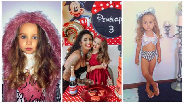 'Secret Story': Beleza da filha de Juliana Dias continua a encantar fãs