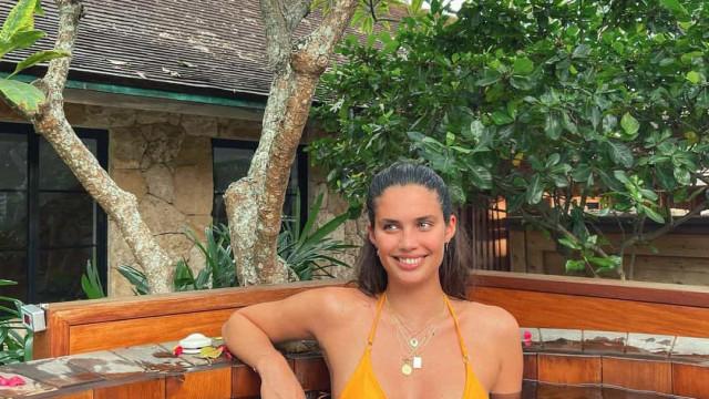 Sara Sampaio no Hawai. As fotos da 'escapadinha' de fazer inveja