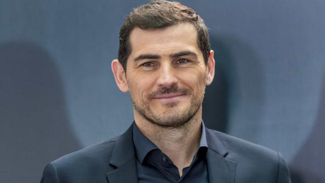 """Casillas recorda enfarte: """"Caio no chão e digo não pode ser"""""""