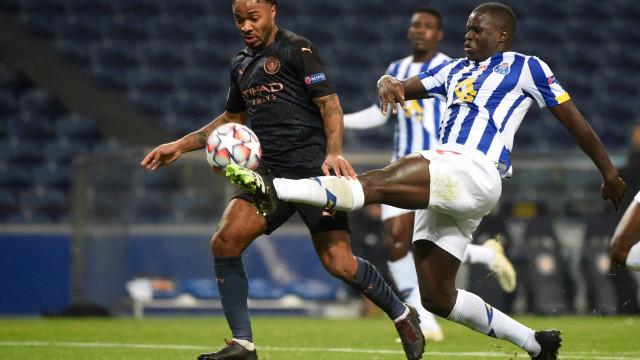 FC Porto trava City e está nos 'oitavos' da Champions