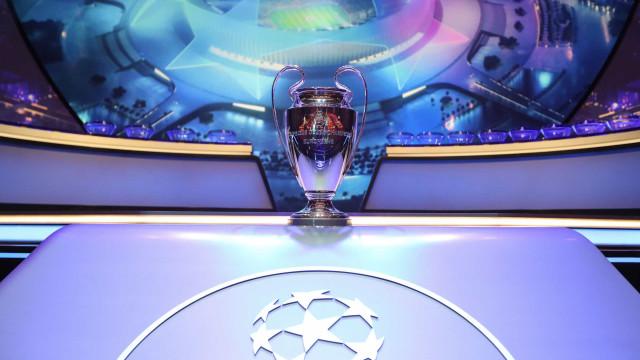 Sporting no pote 1 da Champions. FC Porto entre o 2 e o 3