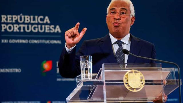 """AO MINUTO: """"Não podemos aliviar"""", diz Costa; Rt abaixo de 1"""