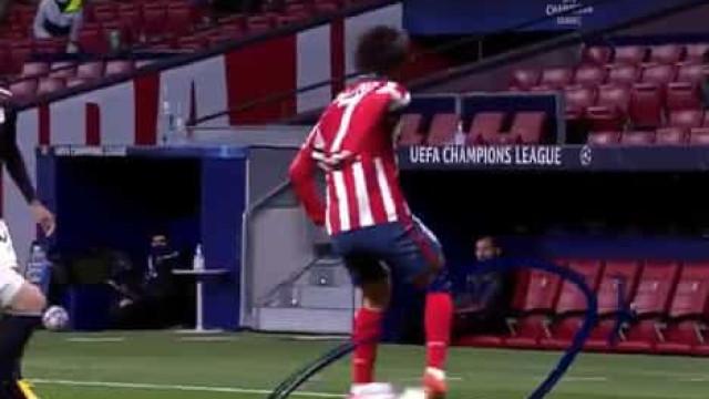 De João Félix a Corona: UEFA destaca 'maldades' da jornada da Champions