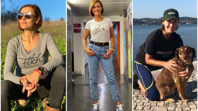 Fátima Lopes. 10 visuais descontraídos da apresentadora fora da TV