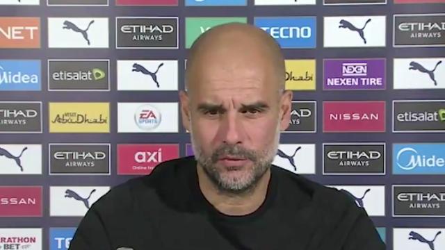 Pep Guardiola revela quantos jogos faltam para se reformar