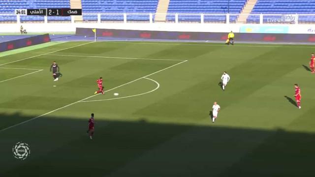 Fejsa (ainda se lembra dele?) marcou esta tarde pelo Al-Ahli