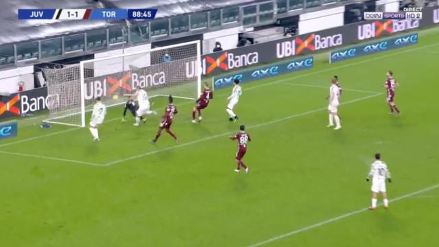 O golo de Bonucci que evitou novo deslize da Juventus no campeonato