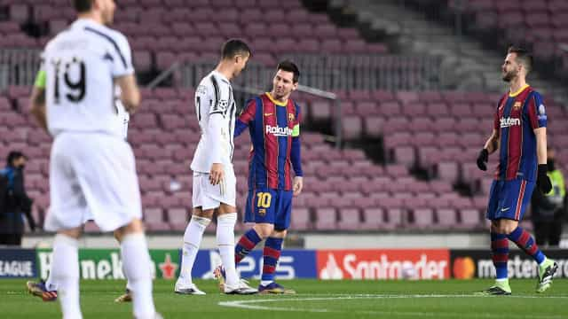 Oficial: Cristiano Ronaldo e Messi podem reencontrar-se já em agosto
