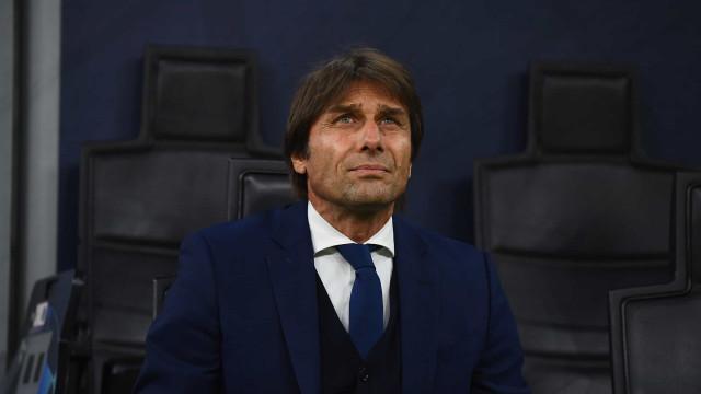 Os 10 técnicos com mais jogos no Inter. Conte quase a 'fintar' Mourinho