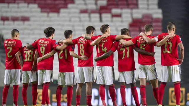 Benfica anuncia que vai marcar presença na final four da Taça da Liga