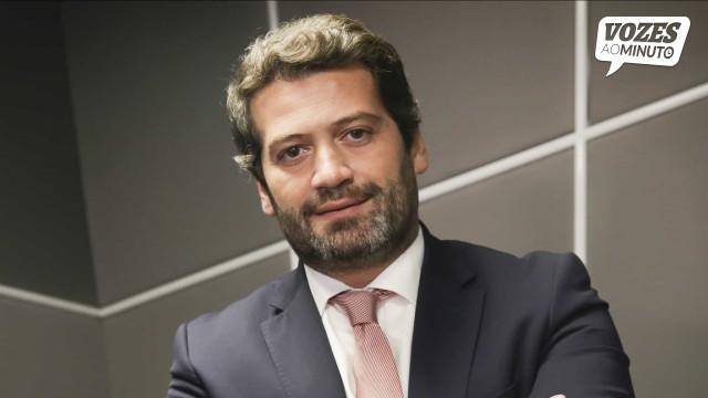 """""""Serei triplamente mais interventivo do que Marcelo Rebelo de Sousa"""""""