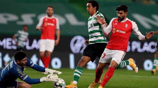 Liga 'mexe' no calendário e já há data e hora para o Sp. Braga-Sporting
