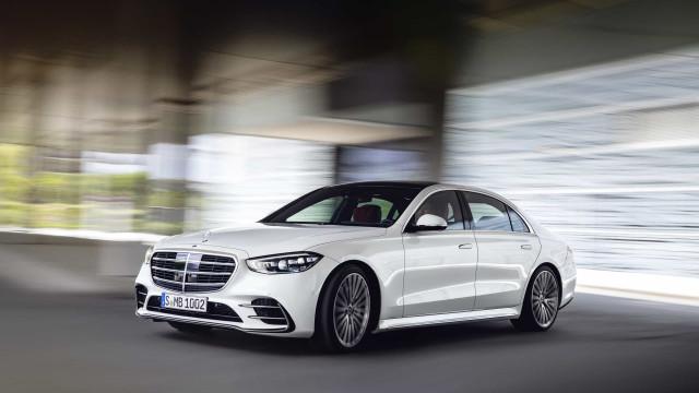 Mercedes-Benz Classe S já disponível em Portugal. Conheça os preços