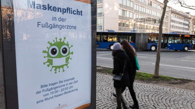 AO MINUTO: Ministro da Economia tem Covid; Alemanha prolonga confinamento