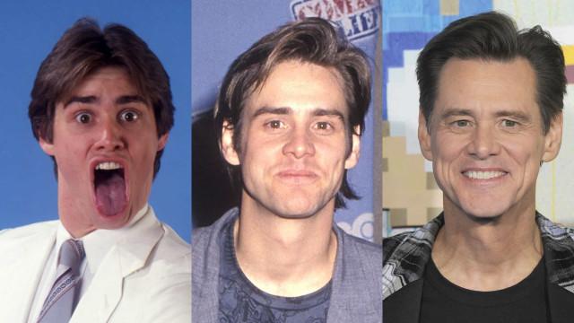 Jim Carrey: A carreira do ator em revista