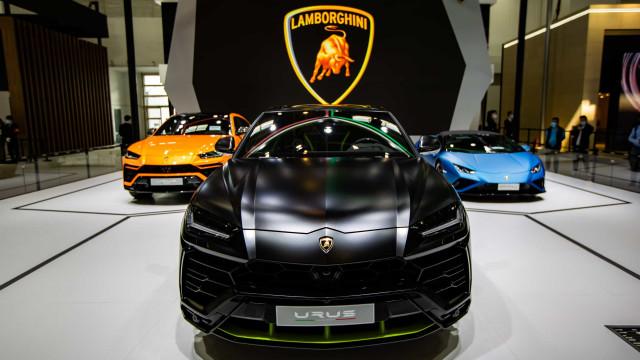Sabe quantos automóveis vendeu a Lamborghini em 2020?