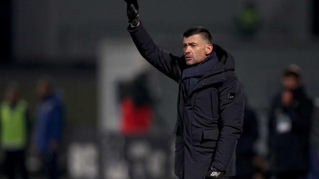 FC Porto quase na máxima força: O onze provável em Faro