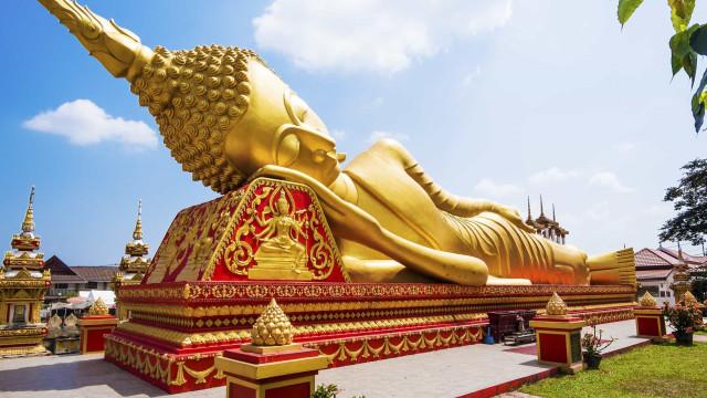 O encanto de Laos
